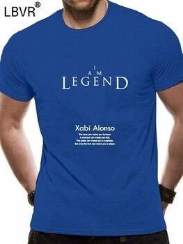 Camiseta de fútbol de la leyenda de España de Xabi, camiseta de...