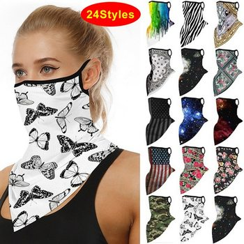 Уличный чехол для лица, модные уличные шарфы, многофункциональная бесшовная повязка для волос, головной шарф, бандана, шейный чехол|Шарфы|   | АлиЭкспресс