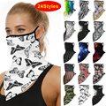Уличный чехол для лица, модные уличные шарфы, многофункциональная бесшовная повязка для волос, головной шарф, бандана, шейный чехол