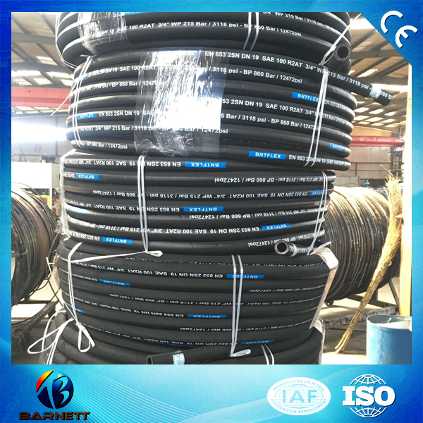"""3/8"""" 4 wires hydraulic hose 50 meters