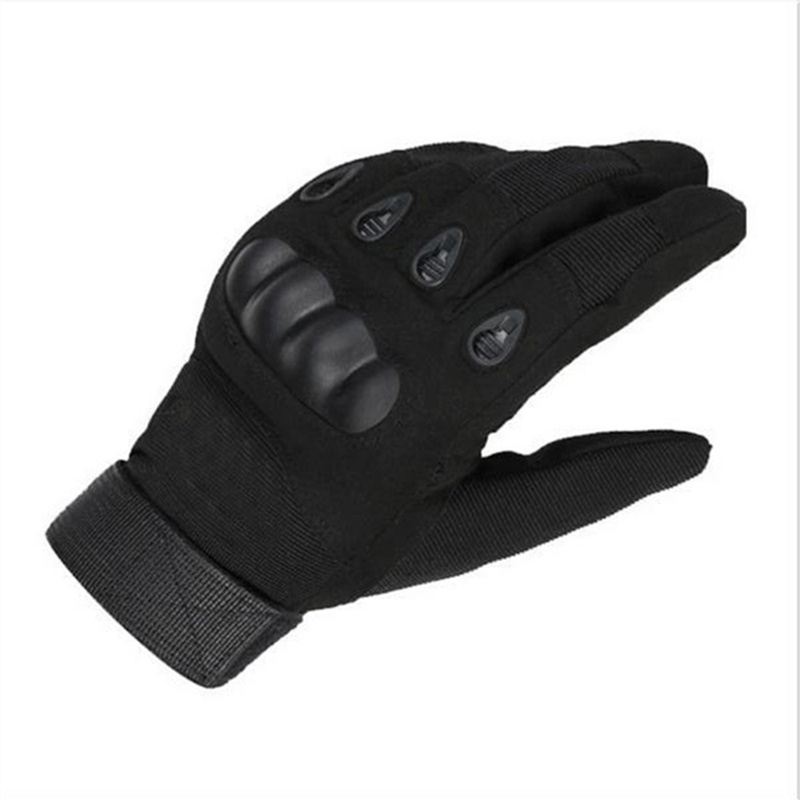 Armor Protection Shell Gloves Men Riding Cycling Army Military Men's Gloves Tactical Outdoor Sports Full Finger Tactical Gloves