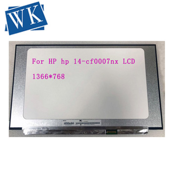 "For HP hp 14-cf0007nx LCD Screen Display NT140WHM-N44 LED Laptop matrix 14.0"" eDP Slim Matrix Tested Grade A+"