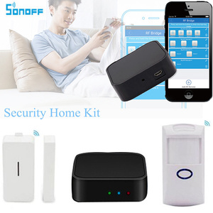 New Alarm Security Sonoff PIR2