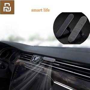 Image 5 - Youpin G Uildford Auto Auspuff clip halter Luft Weihrauch Diffusor Zu Beseitigen Geruch Intelligente Gas Lufterfrischer Anlage Parfüm