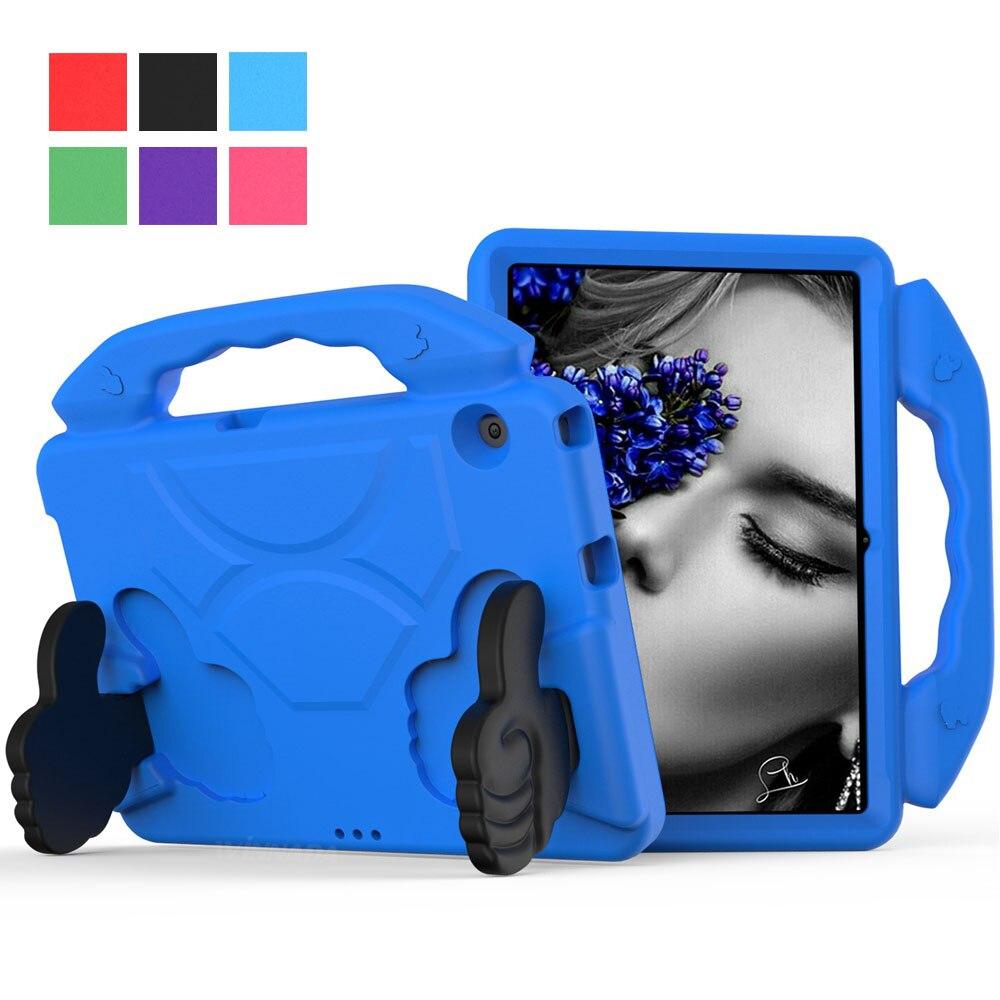 Для Huawei Mediapad T5 10 чехол нетоксичный EVA пена ударопрочный чехол Подставка для планшета для Huawei mediapad T3 10 чехол для детей