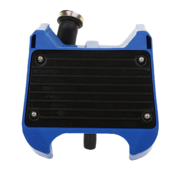 Blue Air Box Filter Assembly for Yamaha PEEWEE PW80 PW 80 Pit Dirt Bikes - discount item  26% OFF Auto Replacement Parts