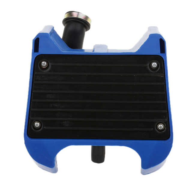 Mavi hava kutusu filtre tertibatı için Yamaha PEEWEE PW80 PW 80 Pit kir bisikletleri
