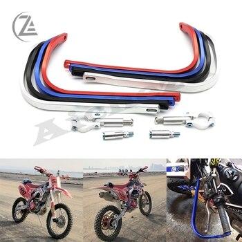 ACZ Aluminum Motorcycle Hand Guards Universal 7/8 22mm Motocross Dirtbike Handguards Handlebar