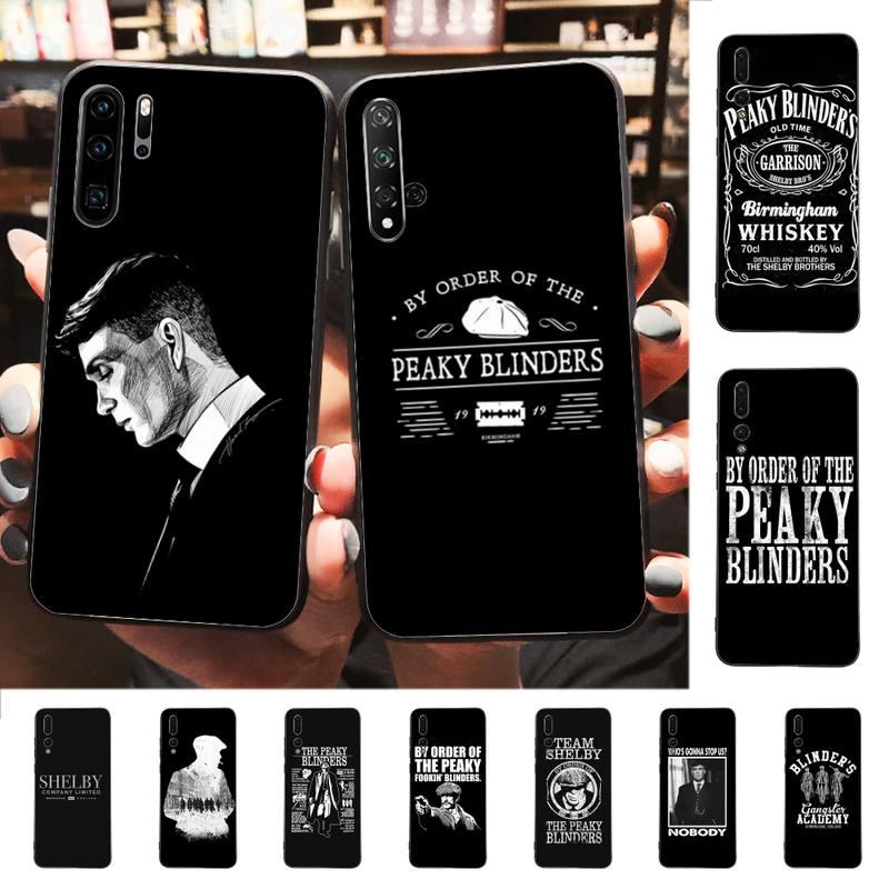 Чехол для телефона YNDFCNB с изображением фильма «глайки», чехол для Huawei P 8 9 10 20 30 40 lite pro Psmart