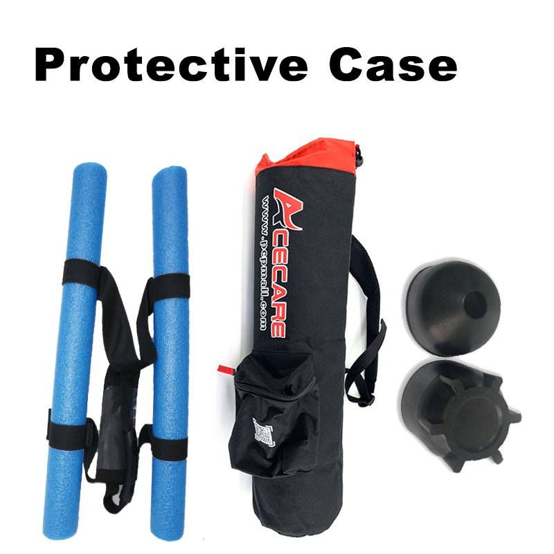 Acecare Pcp Cylinder 6.8L Bag/Rubber Cover/Handle For Carbon Fiber Cylinder Scuba Protective Case Pcp Airforce Rifle Condor
