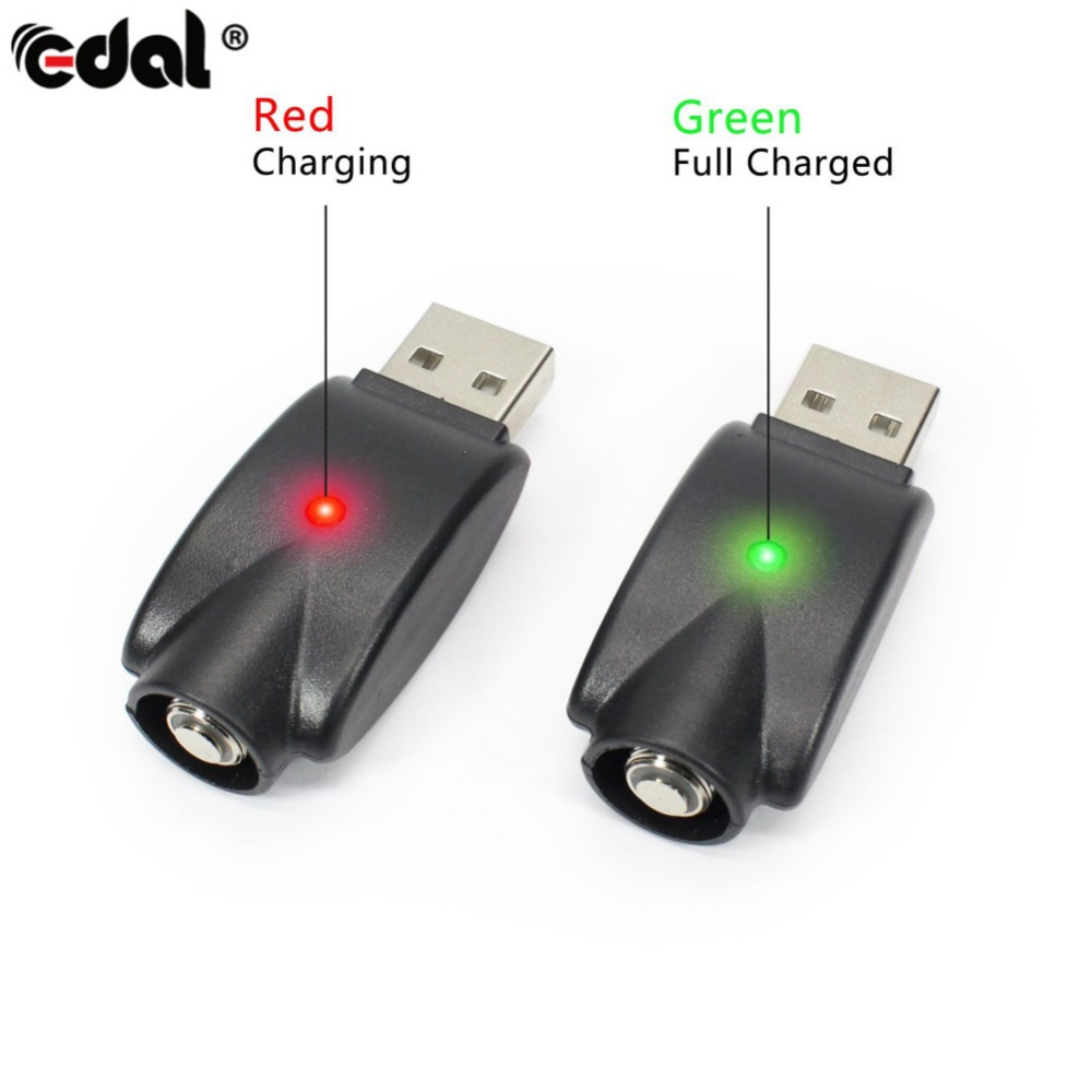 EDAL <font><b>USB</b></font> Charger Cable <font><b>Battery</b></font> Charger Adapter Compatible for Ego <font><b>510</b></font> Electronic Cigarette <font><b>USB</b></font> Ego Charger Cables image