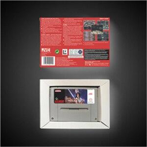 Image 2 - Super star game wars retorno do jedi cartão de jogo de ação versão eur com caixa de varejo