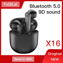 Wireless Headphones Bluetooth Earphone 9D Stereo TWS for iPhone xiaomi sport Earplugs