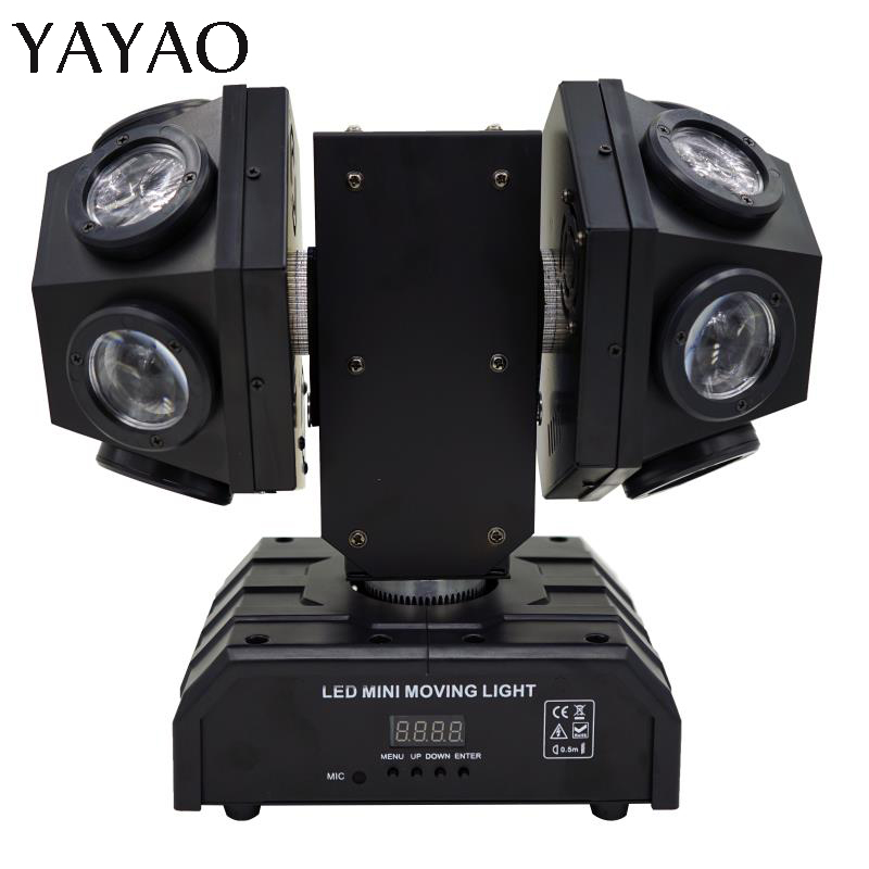 Stage Beam Light LED Moving Head Dyed New Full Color DJ Bar KTV Party