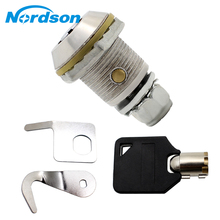 Nordson 1 Set Motorcycle Tail Box Key Kit Aluminum Accessories for Harley 1992-2013 Touring Dresser FL