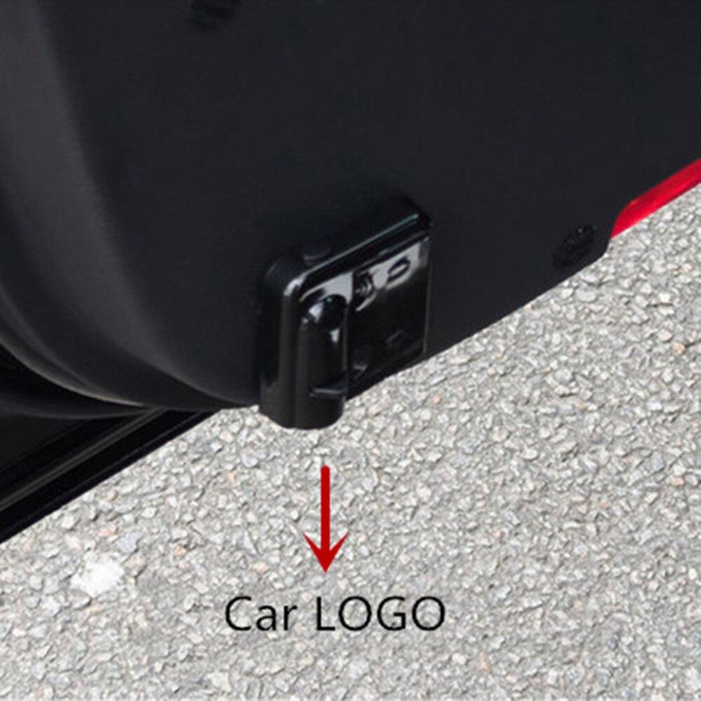 2 Pcs Car Door Light-Up LED Logo Projector Lights Car Accessories For Nissan Altima Maxima Titan Patrol Teana  X-Trail SYLPHY