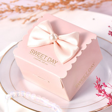5pcs Wedding Favor and Sweet Gift Bags Packaging Candy Dragee Baptism Box for Wedding Baby Shower Birthday Event Party Supplies cheap HOUHOM Paperboard Mustache chevron NONE Cartoon animal Boy Girl Cartoon Car Cartoon Figure Bride Groom CROWN NUMBER