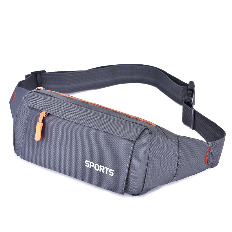 Cross Border Casual Sports Outdoor Wallet Men Wallet Bag Women's Anti-Theft Real Silk Body Hugging Phone Bag Wallet