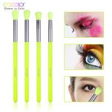 Docolor Makeup Brushes Professional 4pcs Makeup Brushes Set
