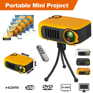 Image 3 - Mini Portable Pocket Projector HD 1080P LCD Movie Video Home Theater HDMI USB GDeals