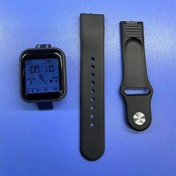 Sport Smart Watch Men Women 1.44 Inch Bluetooth-compatible Wristband Fitness Tracker Heart Rate Monitor reloj hombre inteligente 6