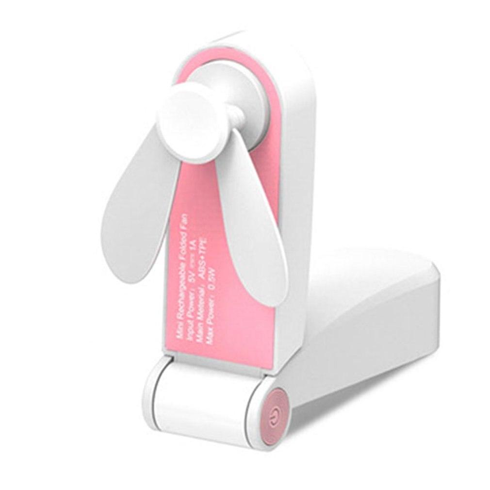 Air Conditioner Small Handheld Usb Mini Folding Portable Desktop C28 Large Wind Plastic Exquisitely Designed Durable