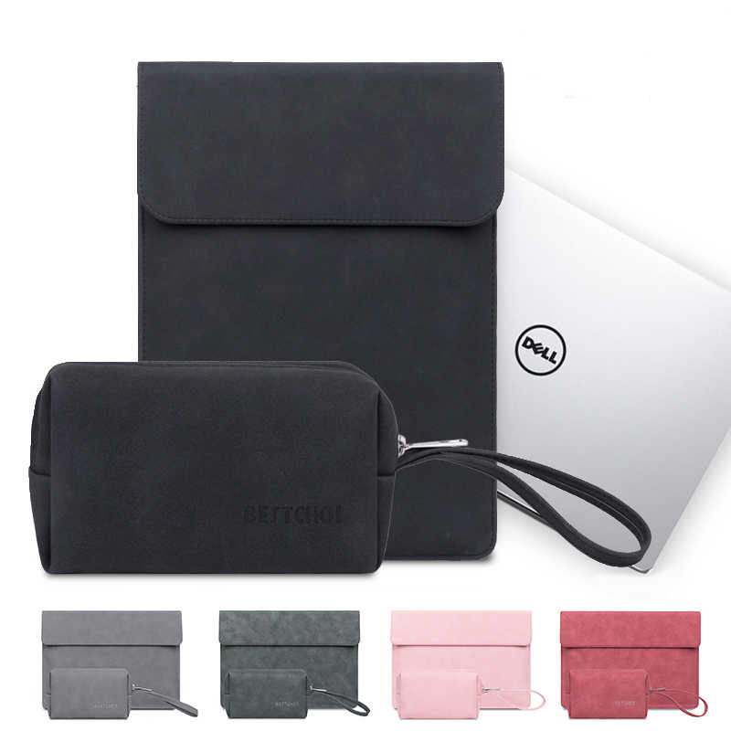 Pokrowiec na laptopa do Dell XPS 13 7390 9380 9370 9300 9350 9360 9365 9343 Case torba na notebooka dla Dell XPS 15 9550 9560 9570 9575 7590