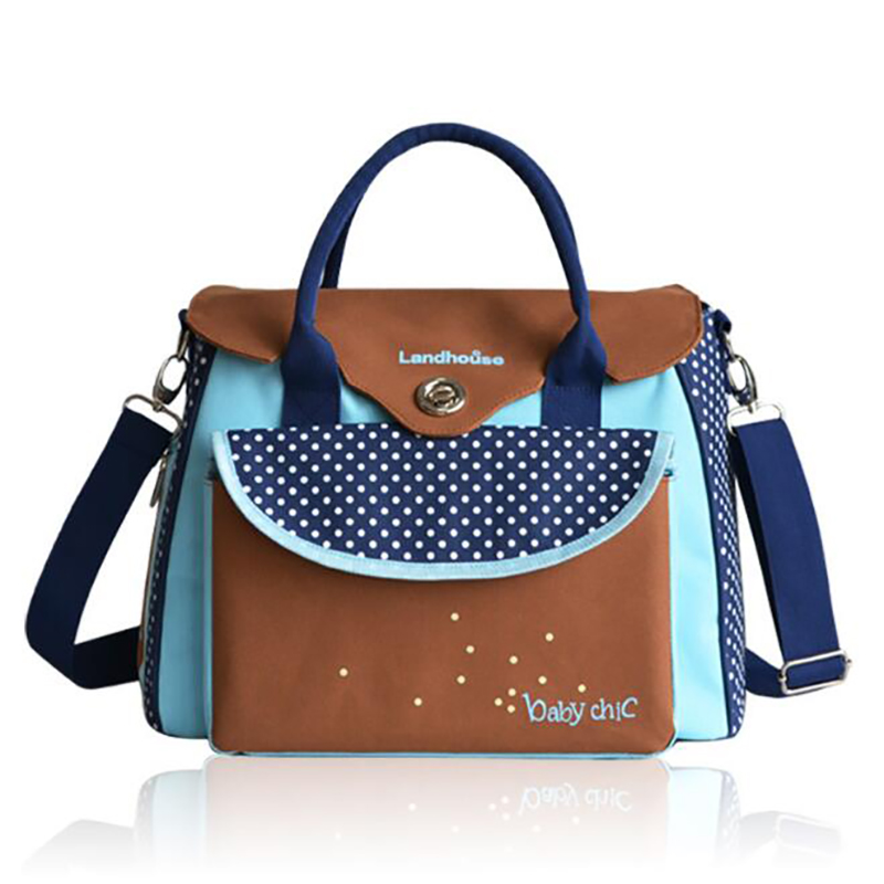 Maternity  Handbag Nappy Infant Baby Diaper Bag Backpack Baby Bag Tote Travel Bags Multifunction