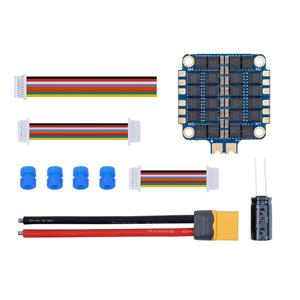 Image 4 - iFlight 40*43mm SucceX E 45A 2 6S BLHeli_S 4 in 1 ESC support DShot DShot150/300/600/MultiShot/ OneShot for FPV racing drone kit