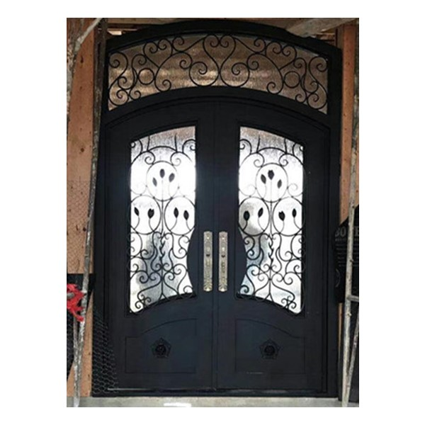 Shanghai Hench Brand China Factory 100% Custom Made Sale Australia Front Door Metal Gate