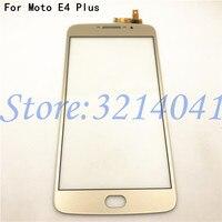 Pantalla táctil de alta calidad para móvil, Panel de lente de vidrio para Motorola Moto E4 Plus, XT1770, XT1773, XT1771, XT1772