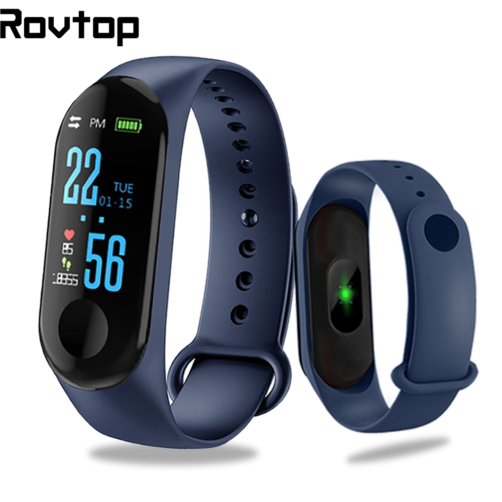 M3 Pro Smart Band Wristband Heart Rate Activity Fitness Tracker Smart Band M3Pro Smart Bracelet M3 Innrech Market.com