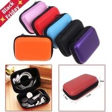 Мини-сумка Портативная Противоударная коробка для хранения компактный водонепроницаемый чехол для Gopro Hero 7 6 5 4 3 SJCAM Xiaomi Yi 4K MIJIA Экшн-камера