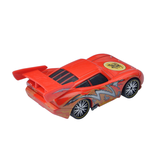 Brand New Disney Pixar Cars 3 Chick Hicks Mater Tractor 1:55 Cast Metal Alloy Toy Car Model Toys For Children's Birthday Gift 3