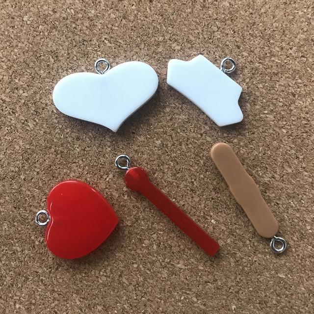 Hot Sale For Diy Phone Case Decoration 30pcs Mixed 5~28mm Kawaii Flat Back Resin Cabochons Nursing Set