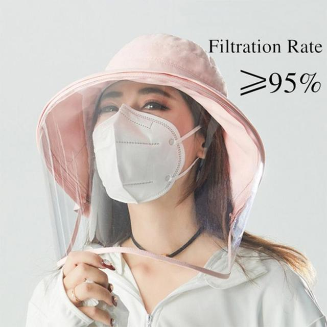 20PCS KN95 mask disposable filter protective mask 5 layers adult anti-pollution dust mask 2