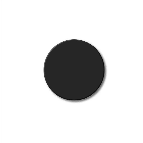 T=8.5%@980nm Attenuator Sheet Diffuser 20mm Diameter