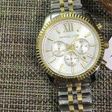 michael korsing Quartz Wrist Dress Women Watches Silver