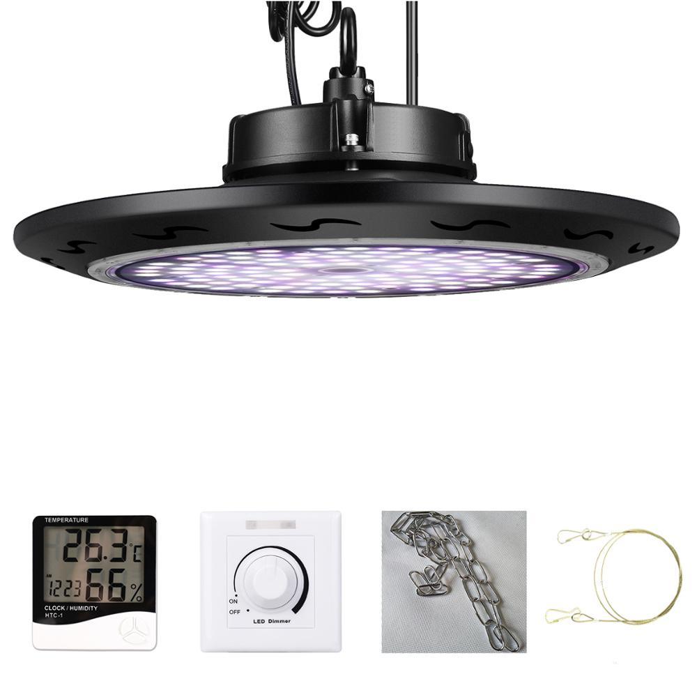 Artoo 150W/200W LED UFO Grow  Lights Replace 300W/500W CHM For The Flowering Plants