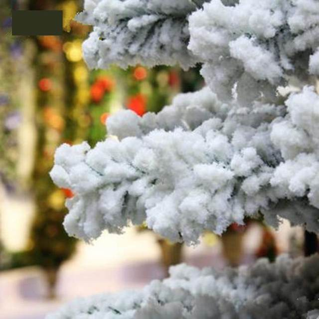 1-8m-180cm-2-1m-210cm-Christmas-Tree-Snow-White-big-Christmas-Tree-Large-Size-Navidad (3)
