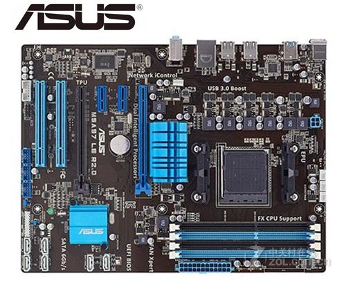 ASUS M5A97 LE R2.0 Socket AM3+ DDR3 32GB USB2.0 USB3.0 SATA3 970 Desktop Motherboard Mainboard