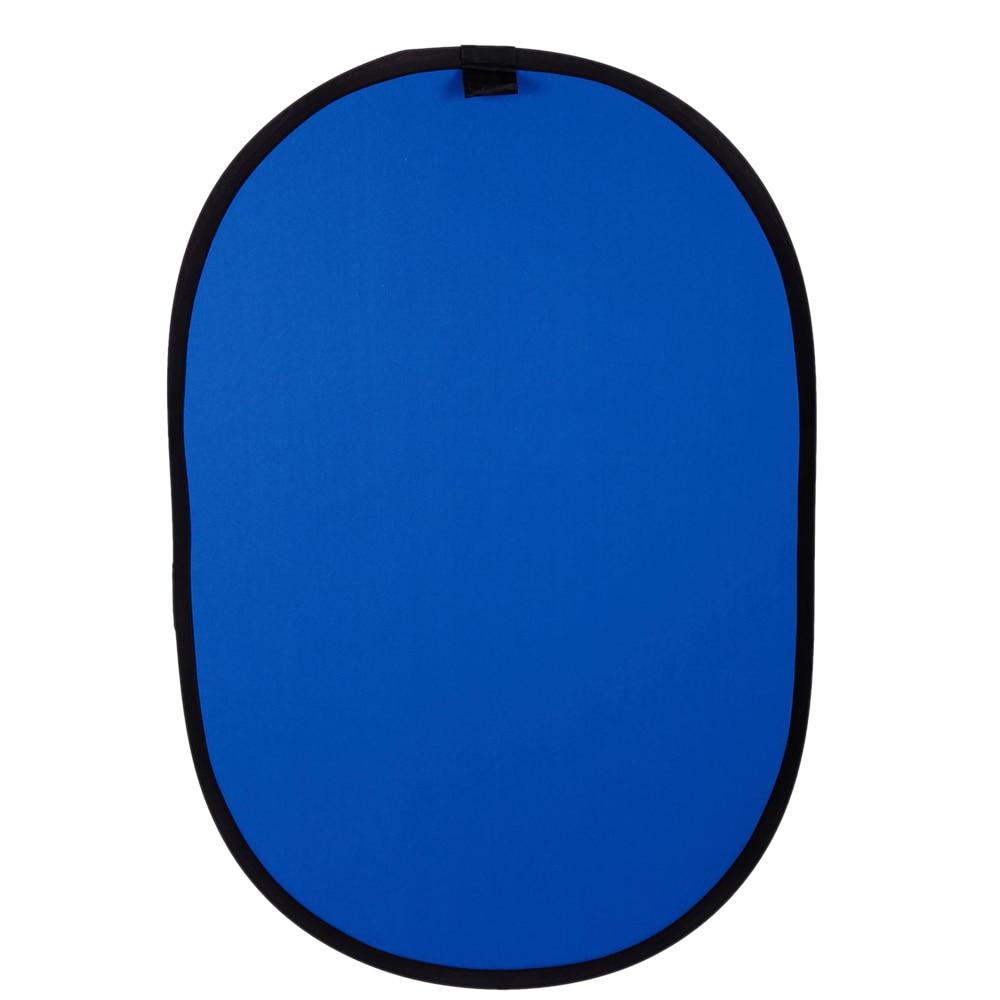 100cm x 150cm zložljiv najlonski ovalni odsevnik 2 v 1 zložljiva - Kamera in foto - Fotografija 5