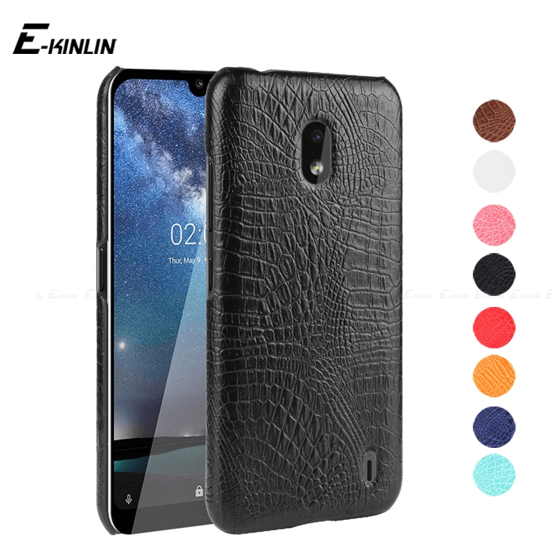 Crocodile Skin Snake Print Leather Case <font><b>Back</b></font> <font><b>Cover</b></font> For <font><b>Nokia</b></font> 7.2 6.2 4.2 3.2 2.2 8.1 <font><b>7.1</b></font> 6.1 5.1 3.1 2.1 8 6 2018 7 5 3 2 1 Plus image