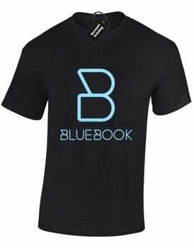 Camiseta BLUEBOOK para hombre, camiseta a la moda con diseño de SCI FI RETRO MOVE EX Macchina, regalo genial