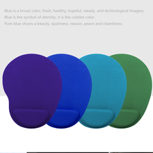 color Mouse Pads Trackball PC Thicken mouse mat with wrist rest Mousepad Gamer Mice mats Desktop PC Computer for Office Game LOL
