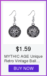 MYTHIC AGE Tibetan Silver Color Carved Flower Vintage Ethnic Drop Dangle Earrings Retail Jewelry Jewellery Gift For Women Girls 4