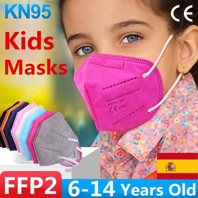 Kinder FFP2 Masken 1