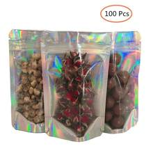 High-end Thick Zip Lock Ziplock Bag Food package Storage Clear Thicken plastic Small Reclosable packing poly Zip bags Dampproof(China)
