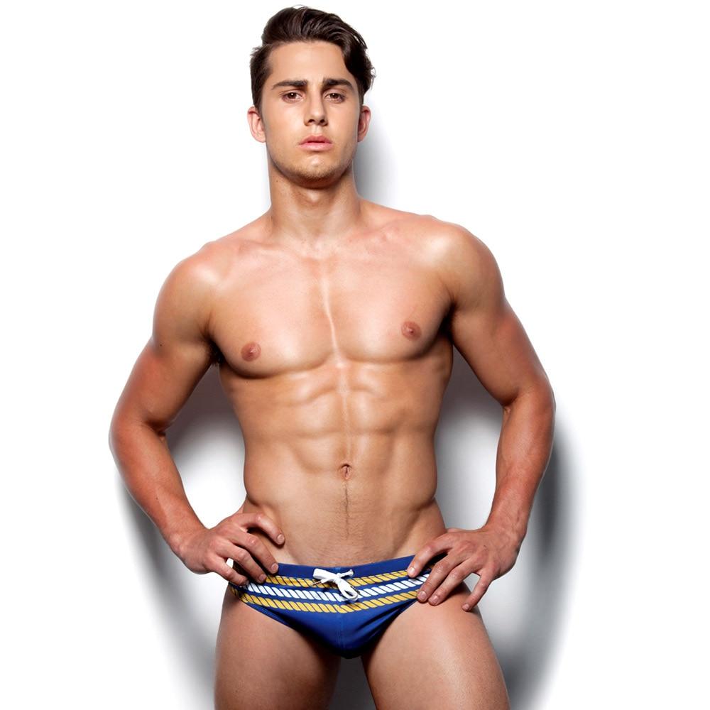 Underwear Swimpants Swimwear Boxer Beach Surf Triangle Waterproof Breathable