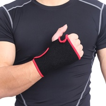1 Pc 2019 Carpal Tunnel Hand Wrist Support Brace Useful Outdoor  Splint Sprains Arthritis Band Belt